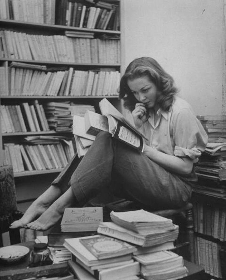 Sylvia Plath Feet