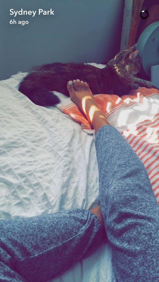 Sydney Park Feet