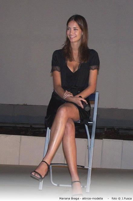 Mariana Braga Feet