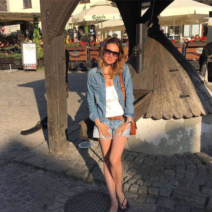 Aleksandra Niespielak Feet