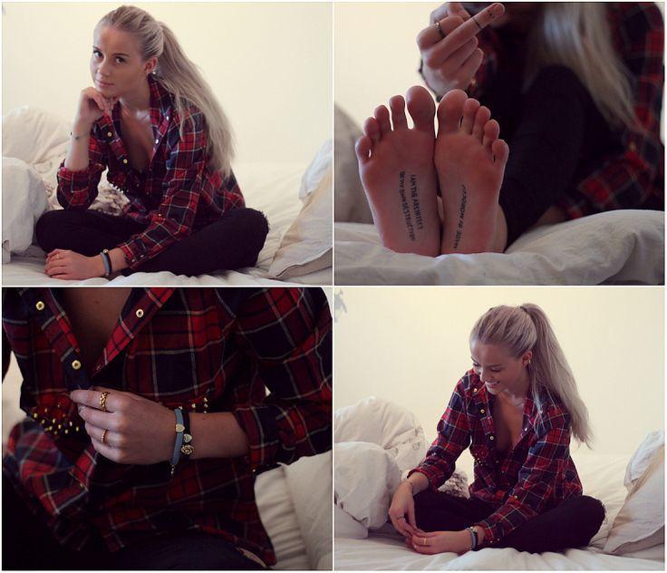 Anniken Englund Jorgesen Feet