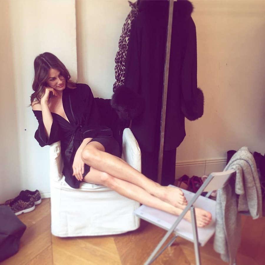 Valentina Bonariva Feet