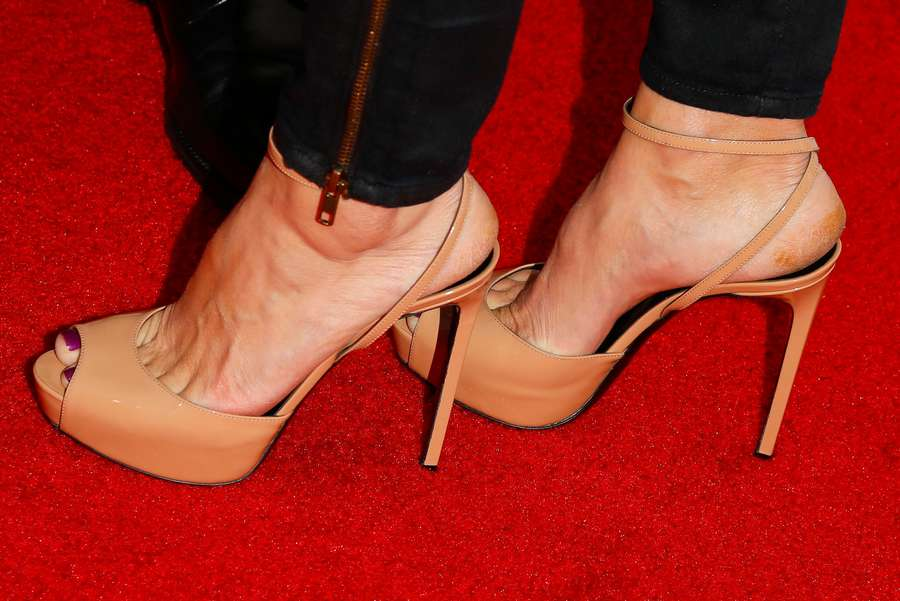 Laurie Fortier Feet