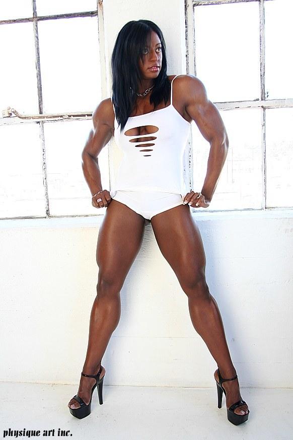 Monique Jones Feet