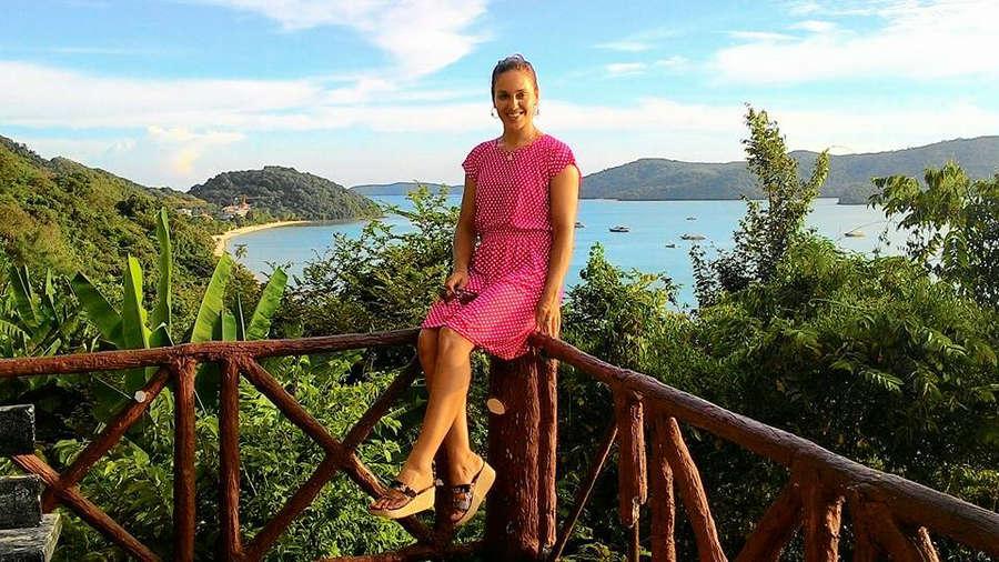 Antonina Shevchenko Feet