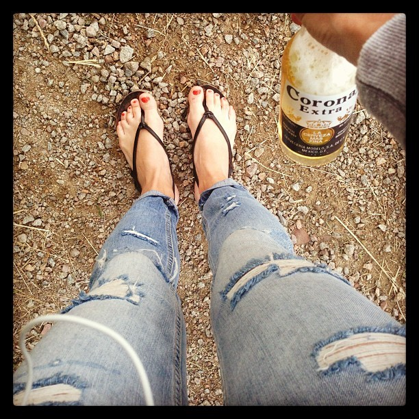 Jessica Almen S Feet