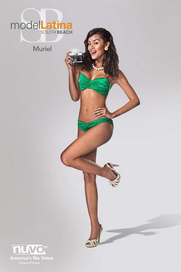 Muriel Villera Feet