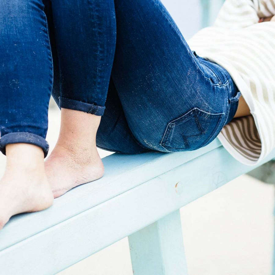 Ceciley Jenkins Feet