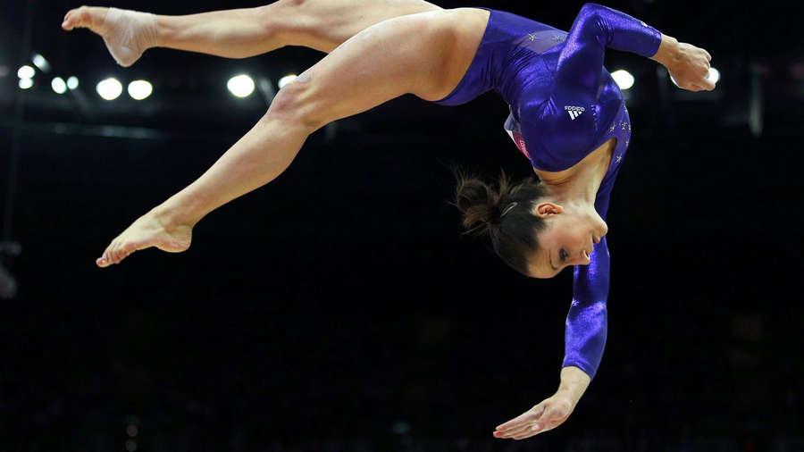удобно она гимнастка на русском часть надо слишком