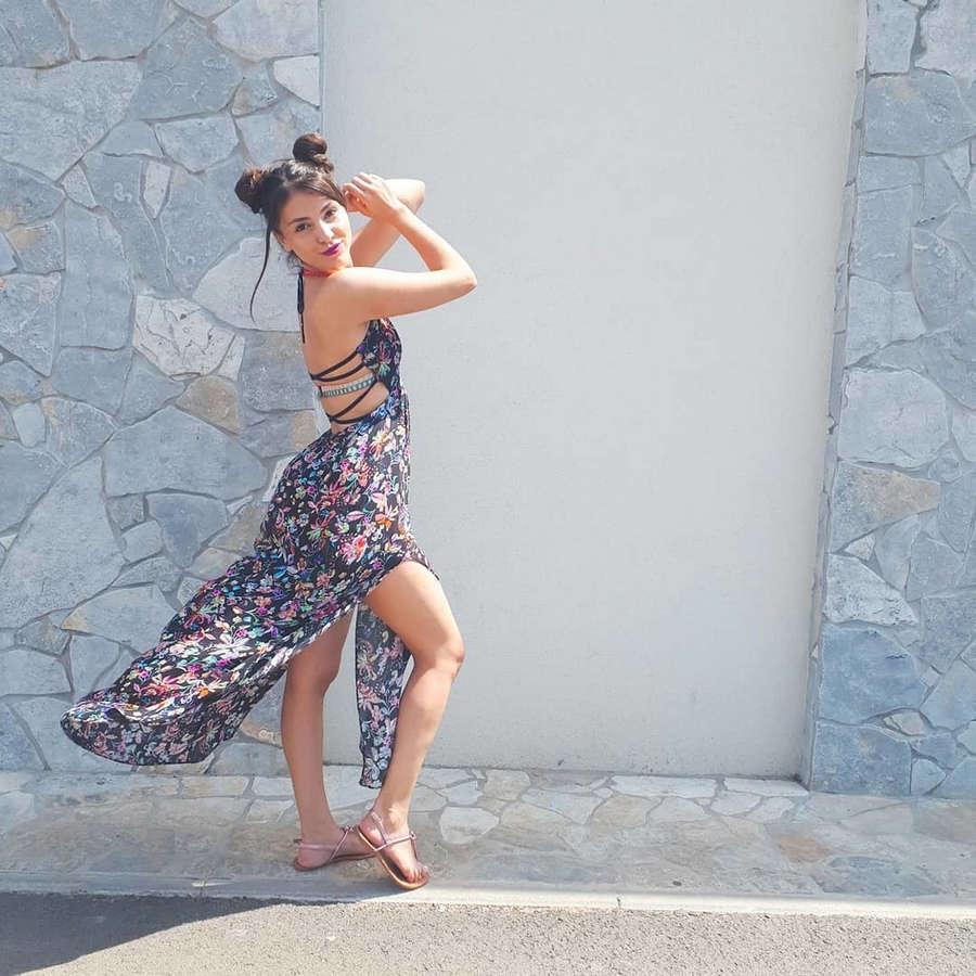 Adriana Jakovljevic Feet