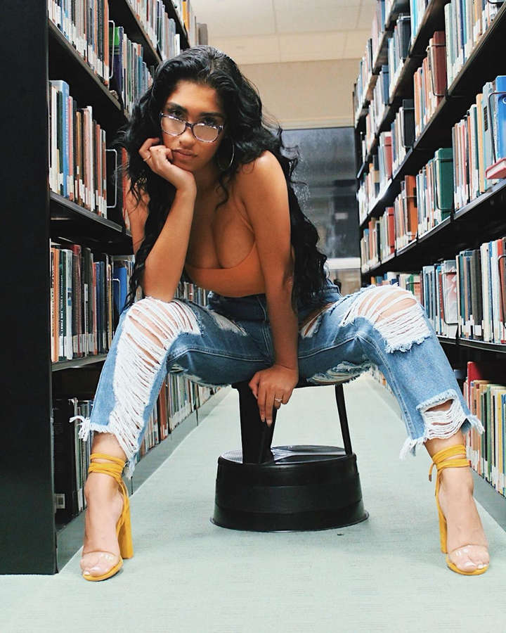 Jasmine Rodriguez Feet