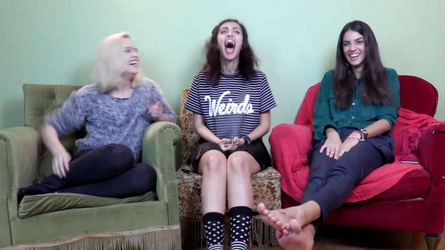 Anna Maria Velli Feet