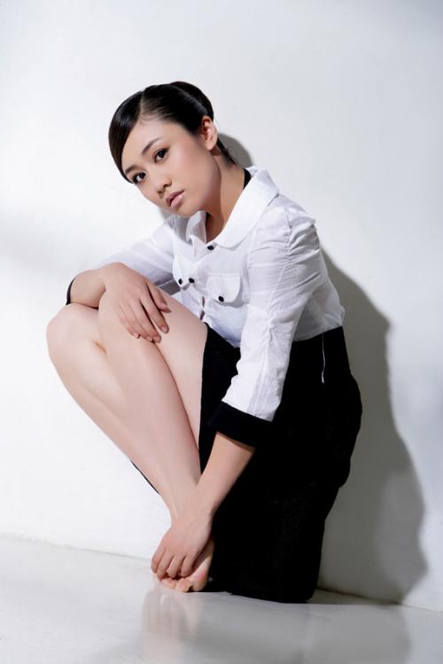 Yun Liu Feet