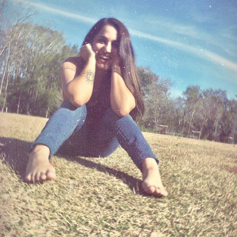 Emily Piriz Feet