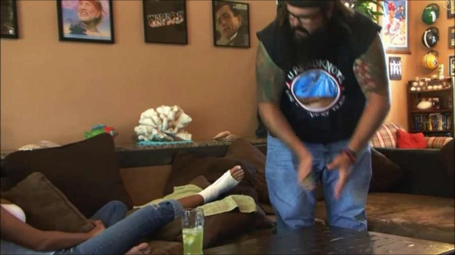 Katelyn Cuz Simss Feet