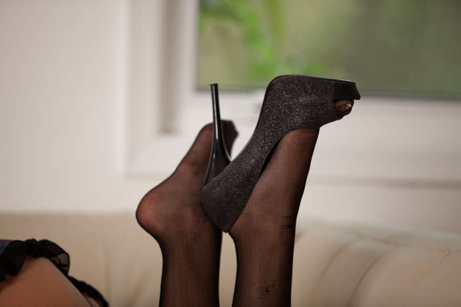 Malena Morgan Feet