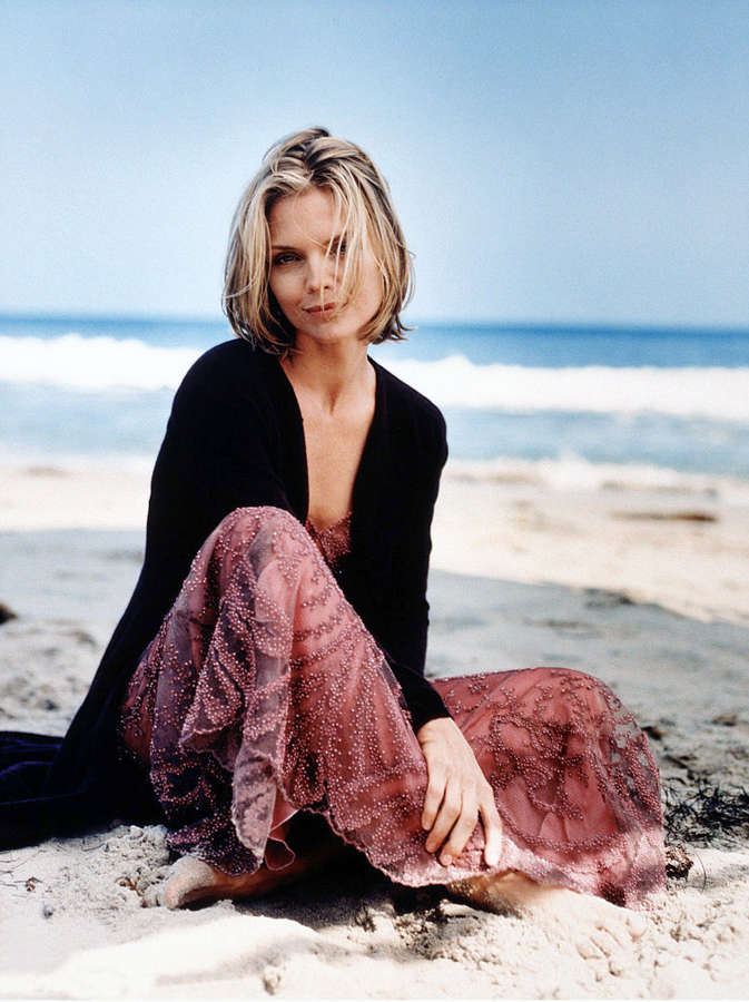 Michelle Pfeiffer Feet