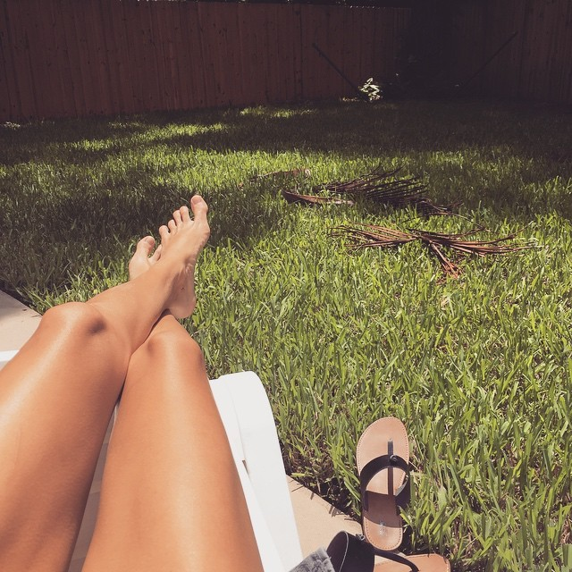 Allie Wes Feet