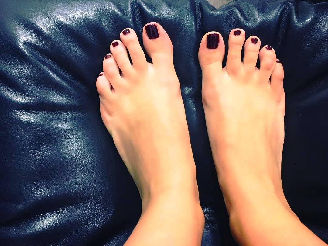 Silvia Cavalca Feet
