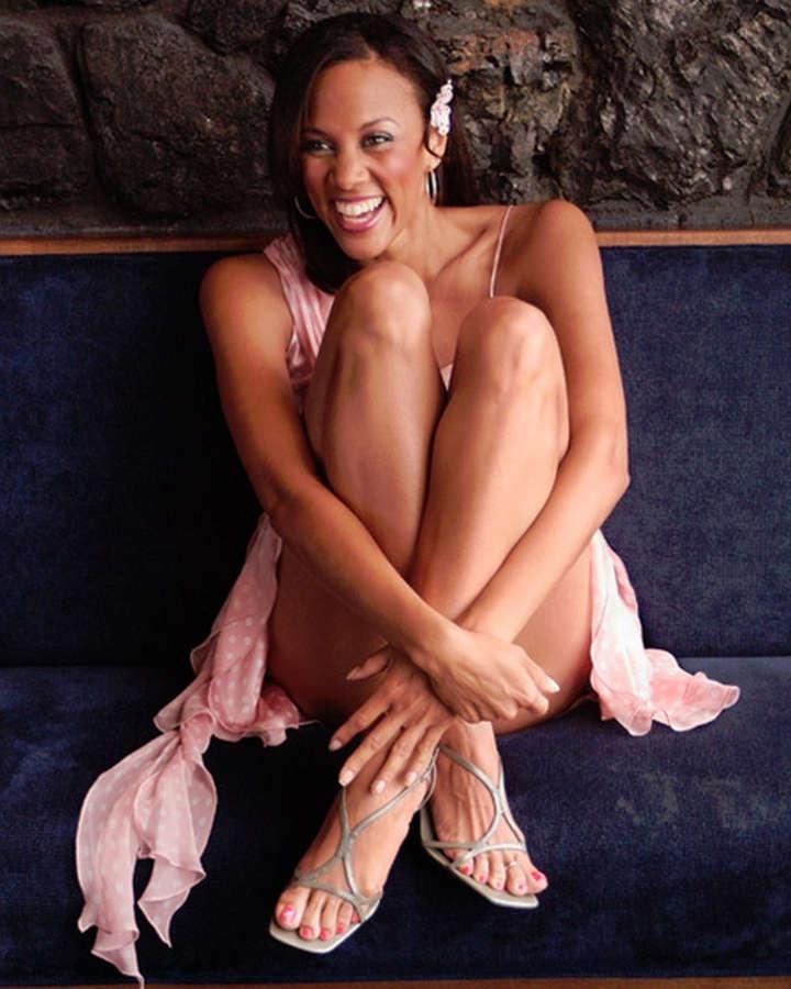 Anji Corley Feet