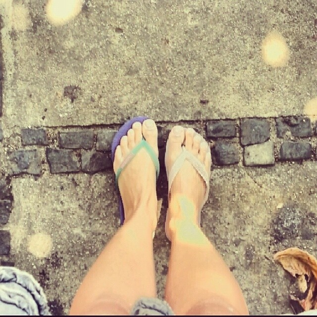 Thati Lopes Feet