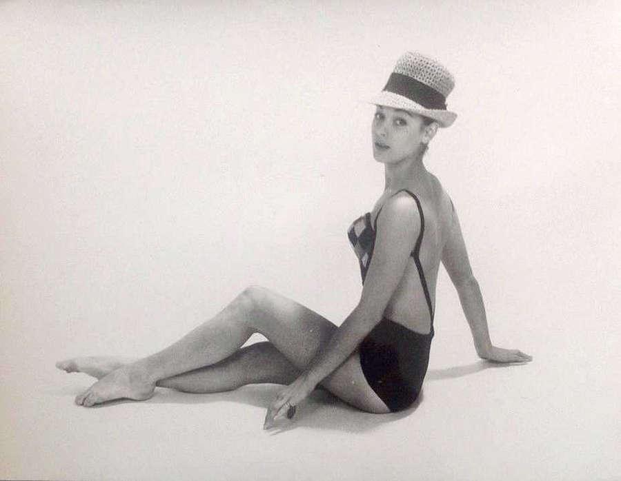 Genevieve Grad Feet
