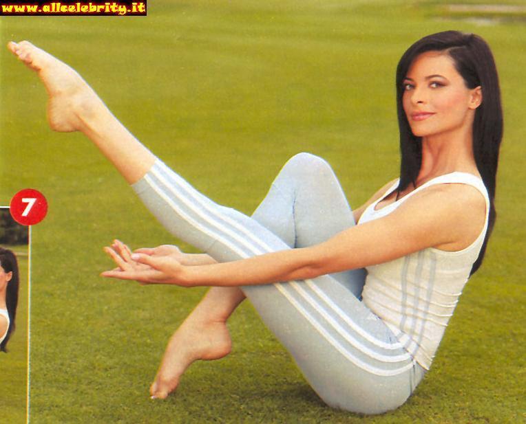Natalia Estrada Feet