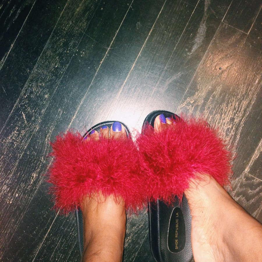 Yara Skye Feet