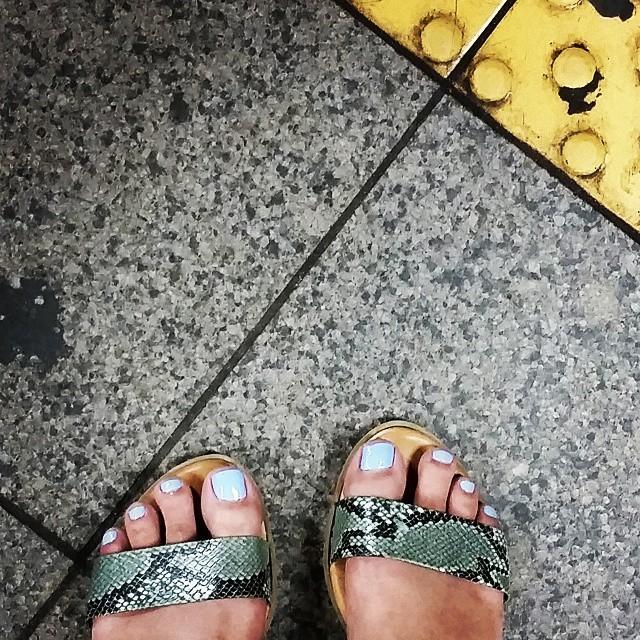 Jenni Ruiza Feet