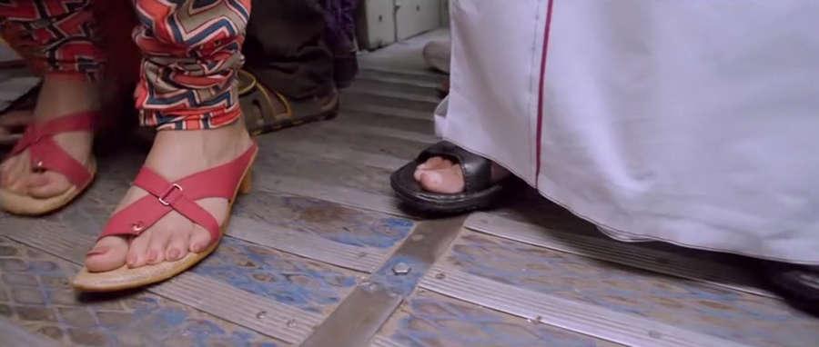 Mia George Feet