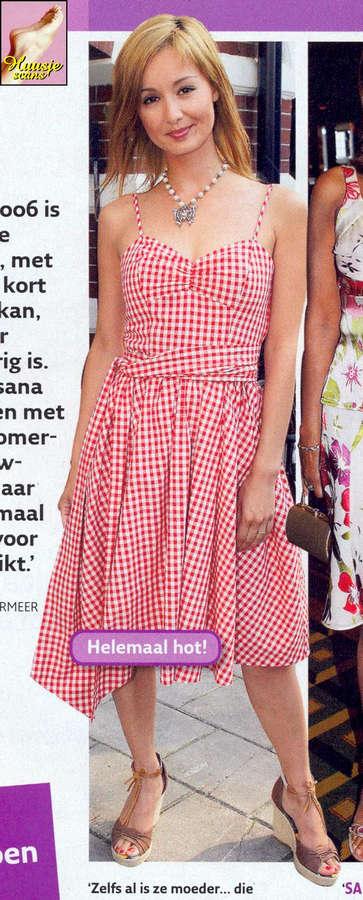 Jennifer De Jong Feet