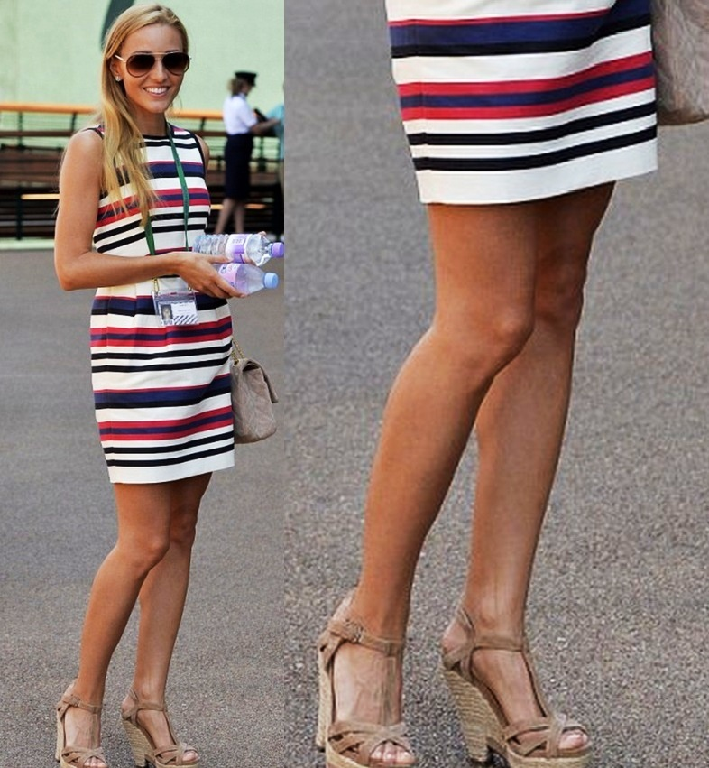 Aleksandra Ristic Feet
