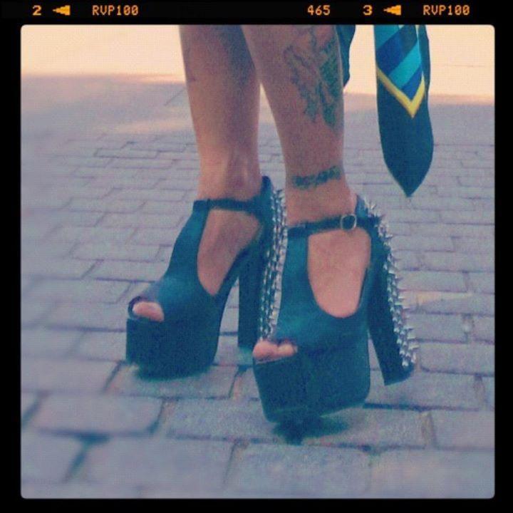 Ana Malhoa Feet