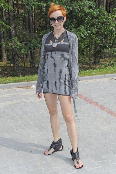 Anna Wyszkoni Feet