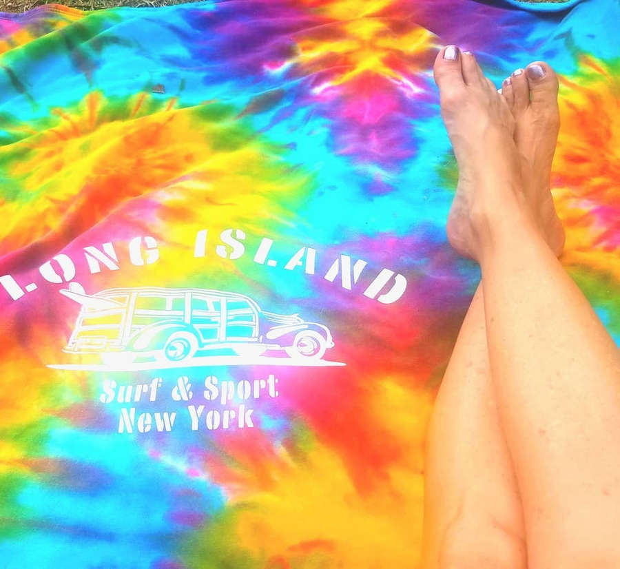 Carolyn Foland Feet