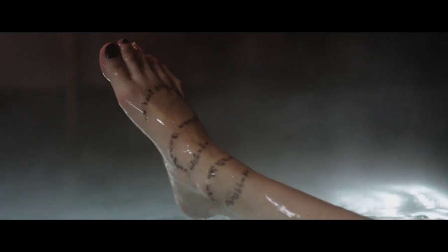 Vittoria Puccini Feet