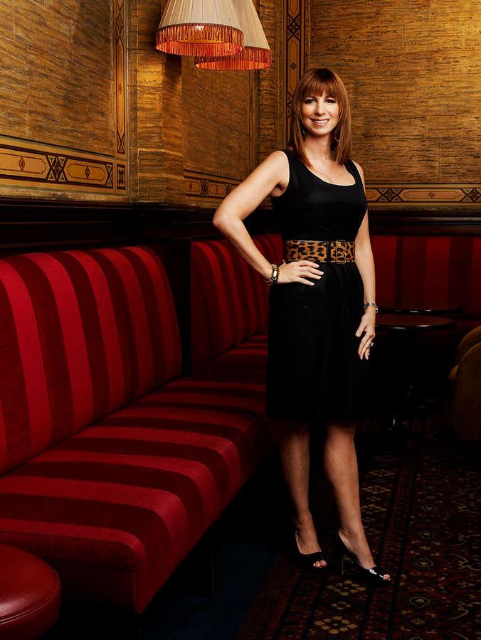 Jill Zarin Feet