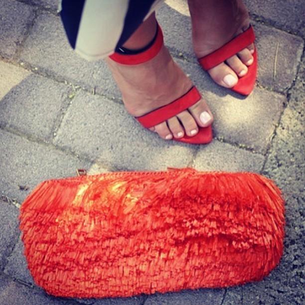 Nefeli Georgala Feet
