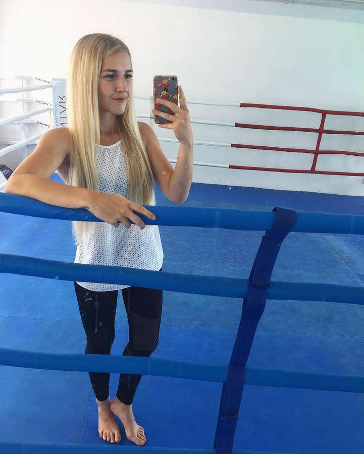 Fabiana Bytyqi Feet