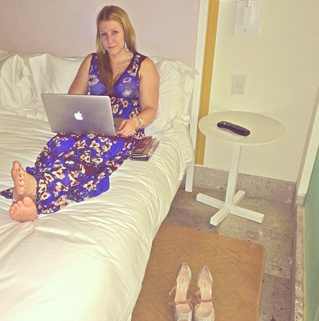 Pippa Mann Feet