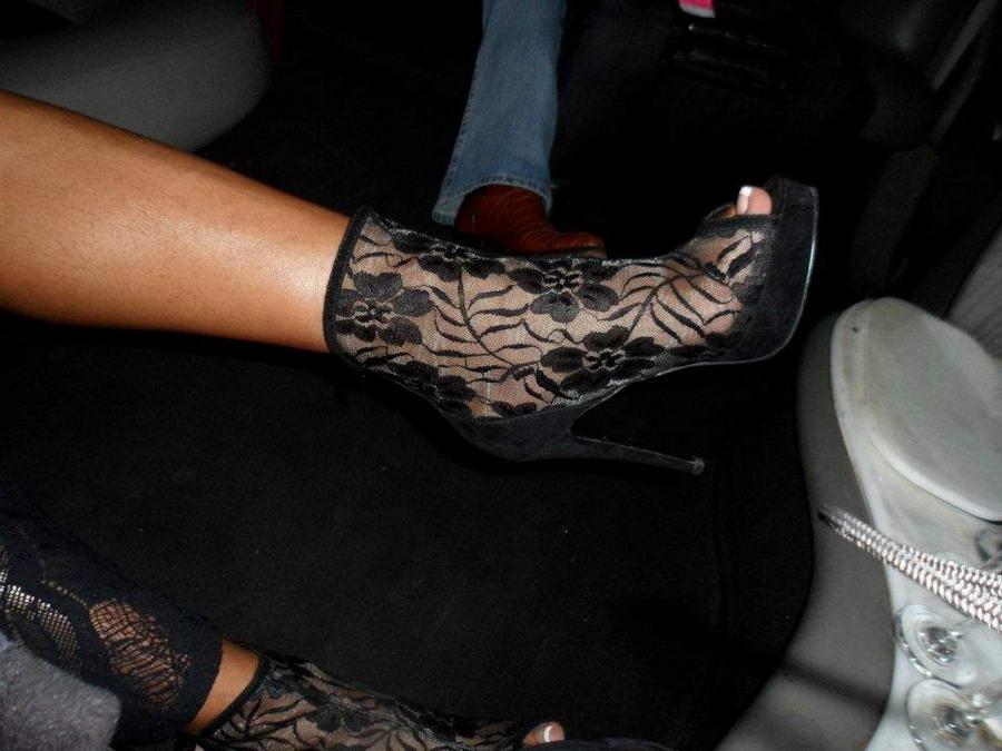 Adele Givens Feet