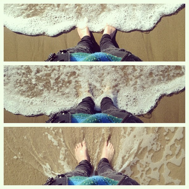 Evalena Marie Feet