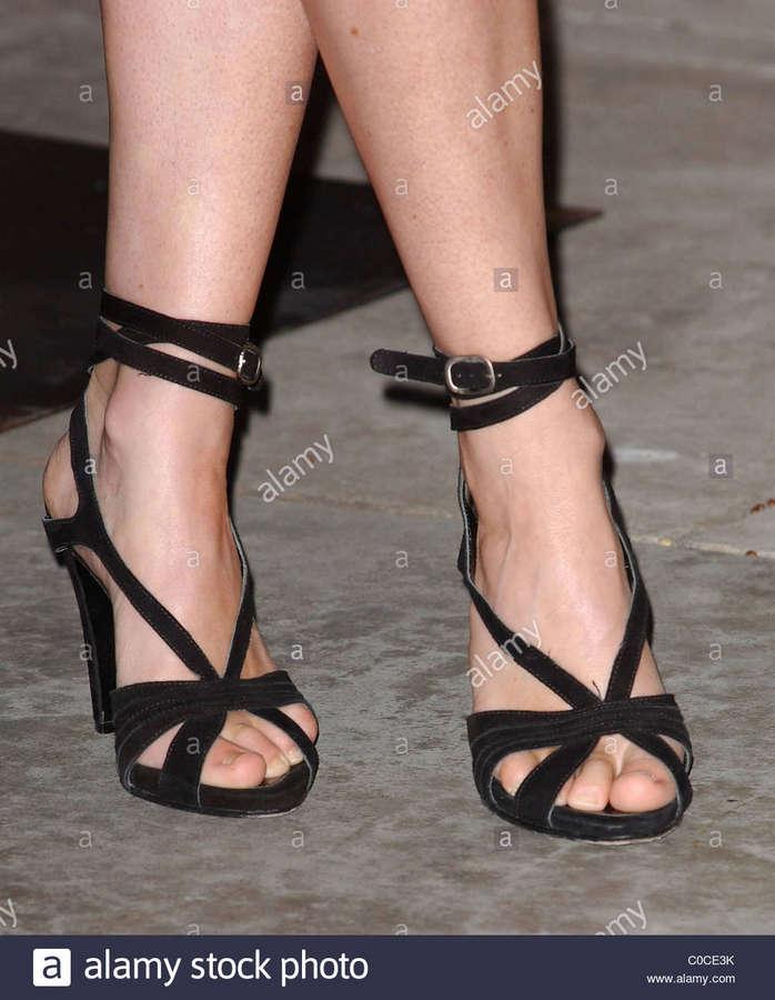 Rebecca Pidgeon Feet