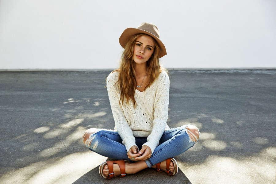 Bridget Satterlee Feet