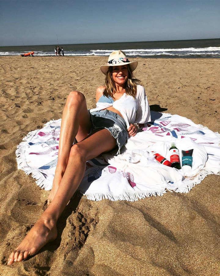 Soledad Villarreal Feet