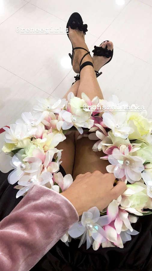 Magdalena Swat Feet