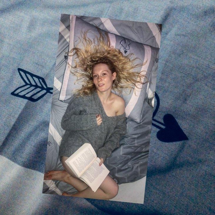 Marta Bryla Feet