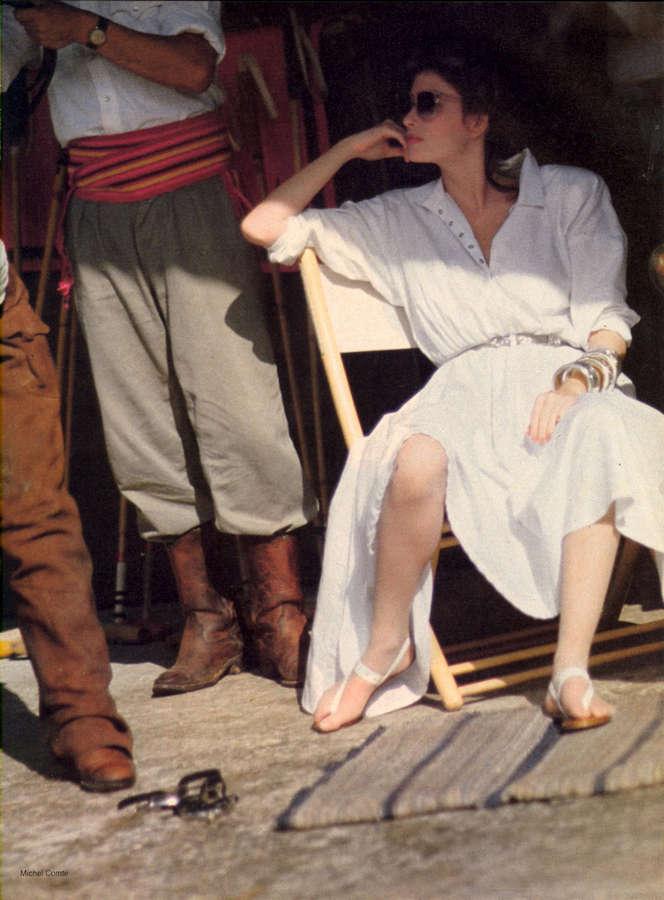 Joan Severance Feet