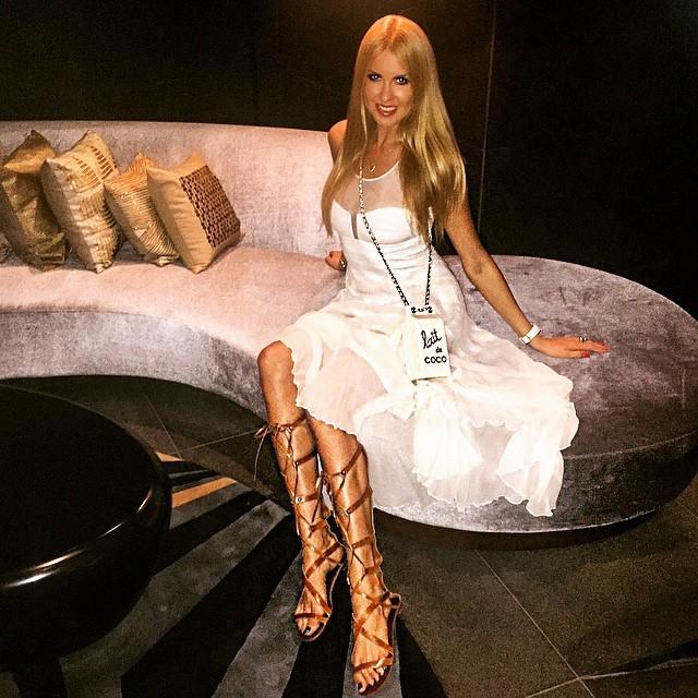 Natalia Kapchuk Feet