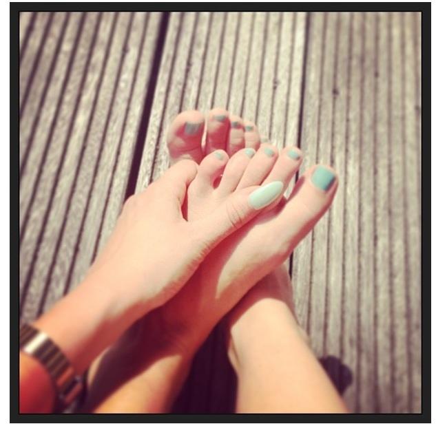 Silvy De Bie Feet